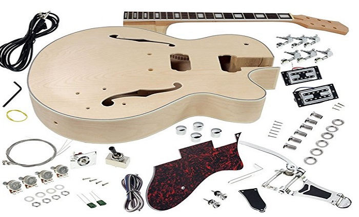 Guitar Kits Vs Custom Guitars Which Is Best For You